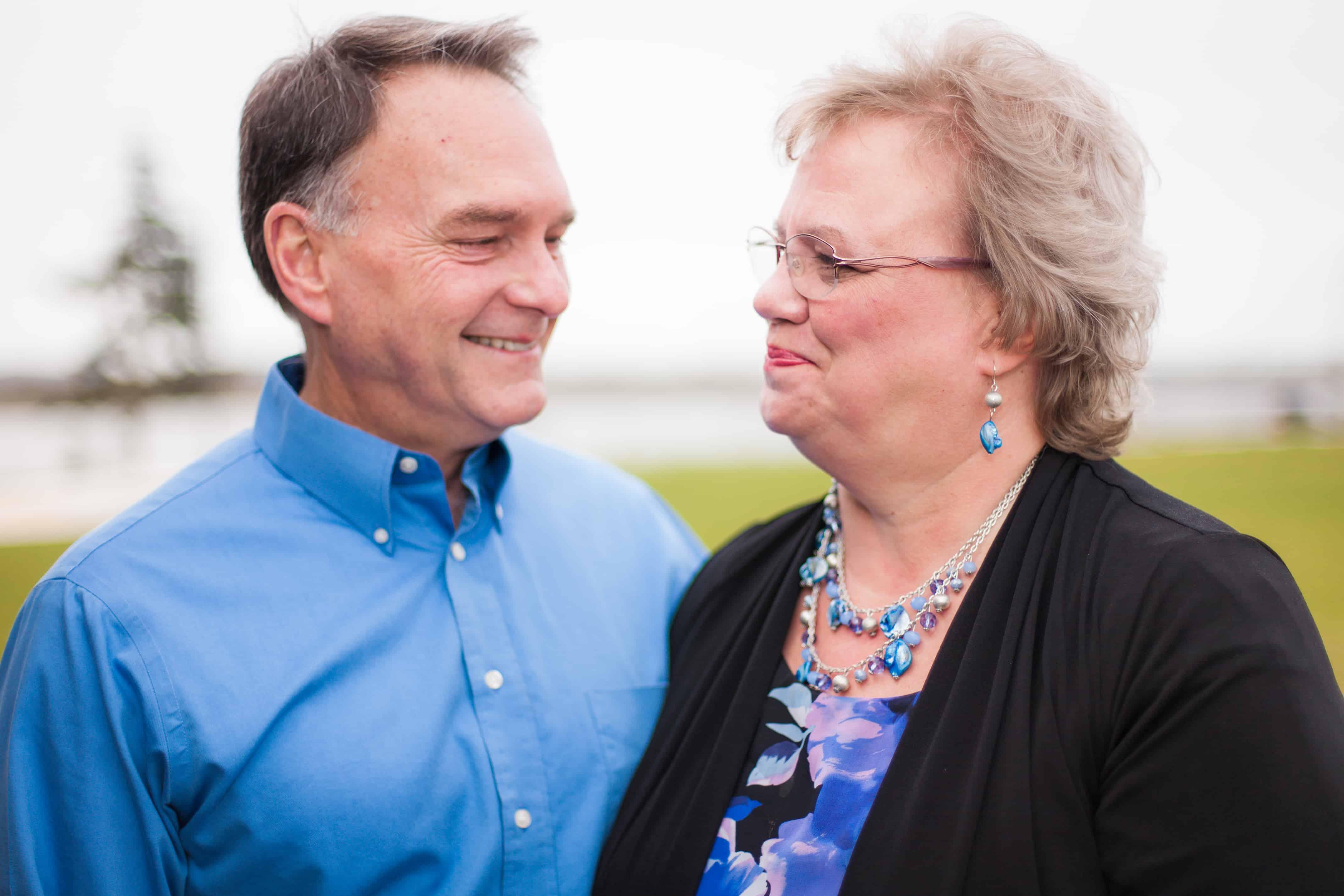 Joe and Sheryl Stephens